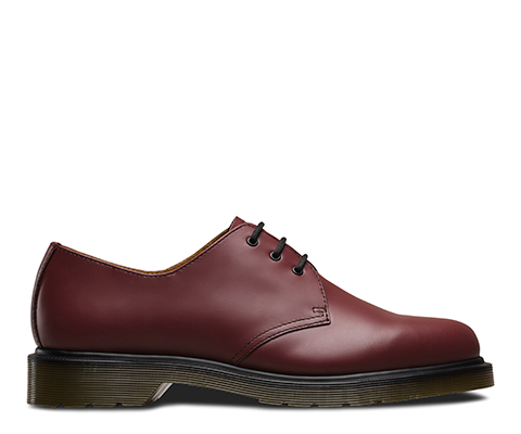 1461 - Cherry Plain Welt Smooth