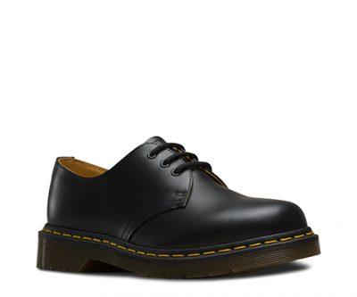 1461 Black 59 Smooth